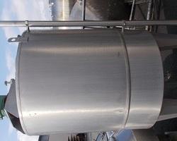 1 Cuve agitée de 1 540 litres