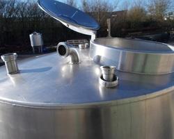 1 Cuve NEP de 1 600 litres N°2