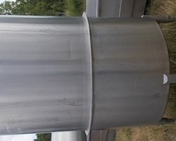 1 Cuve de stockage non isolée de 4 000 litres