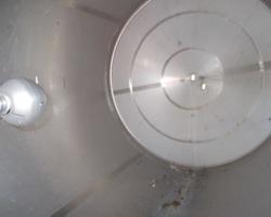 1 Cuve process isolée de 4 000 litres