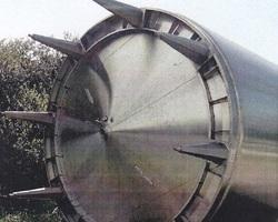 1 Cuve agitée GUERIN de 50 000 litres