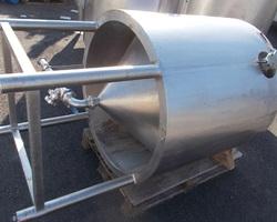 1 Cuve agitée de 500 litres