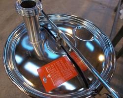 1 Cuve process non isolée de 35 litres