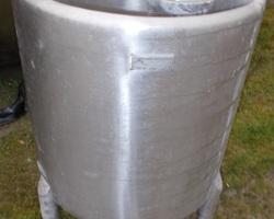 1 Bac de lancement de 185 litres