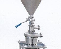 1 Système de mélange poudre/liquide type POLYMEL 20